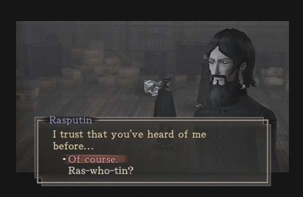 Raidou Kuzunoha vs