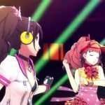 Rise and Kanami in Persona 4: Dancing All Night