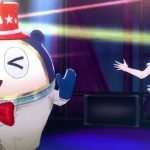 Teddie and Kanami in Persona 4: Dancing All NIght