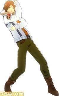 Yosuke Costume 2