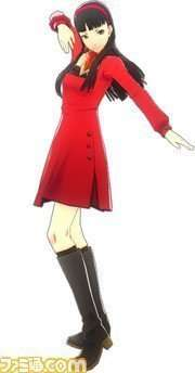 Yukiko Costume 2
