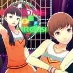 Yukiko and Chie in Persona 4: Dancing All Night
