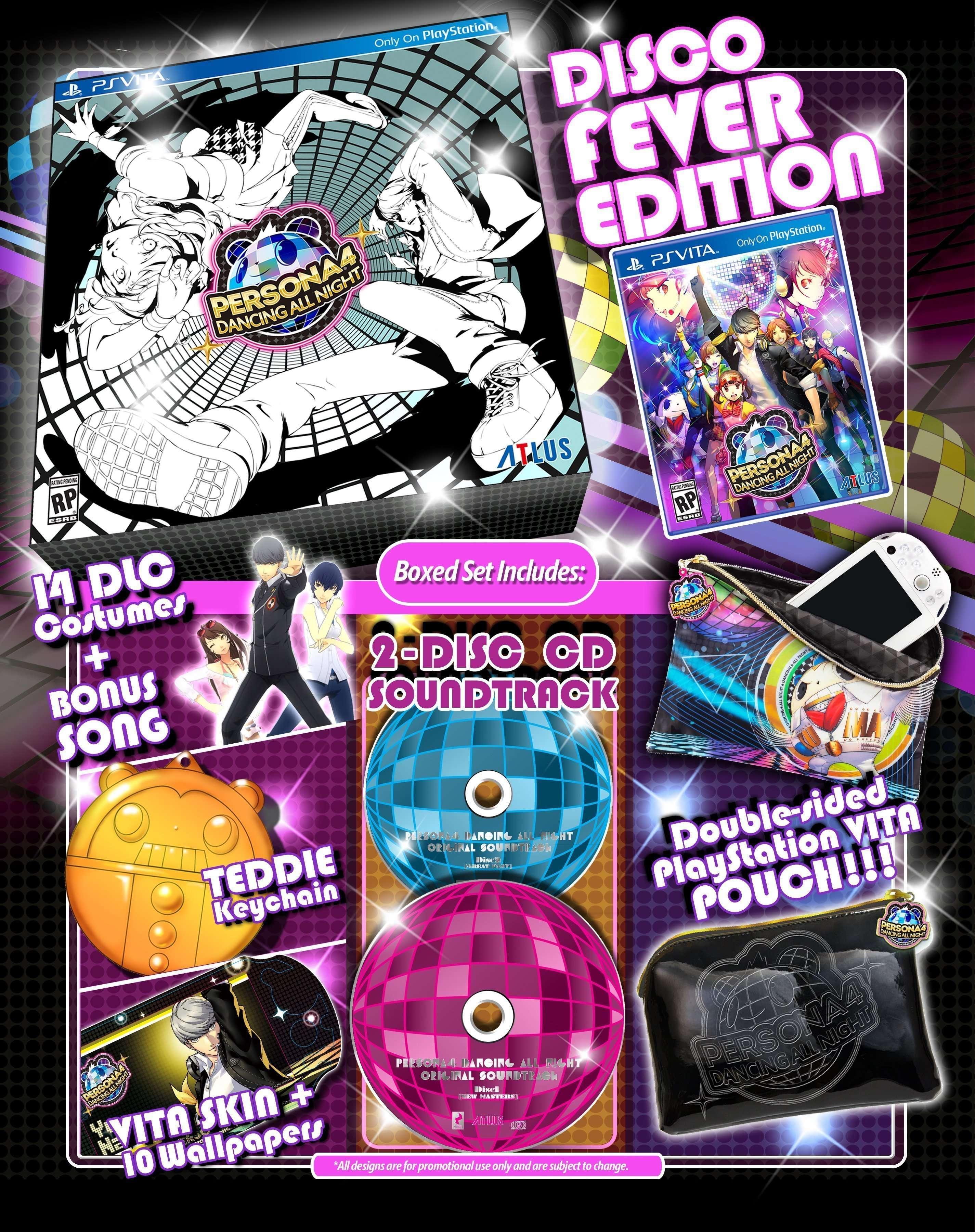 Disco Fever Edition
