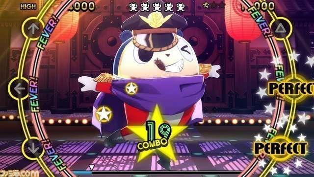 Persona 4: Dancing All Night General Teddie costume.