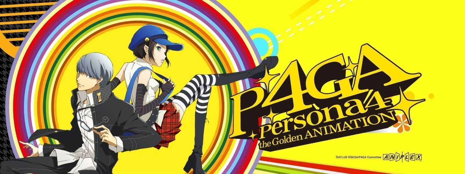 ãPersona4 the Golden ANIMATIONãã®ç»åæ¤ç´¢çµæ