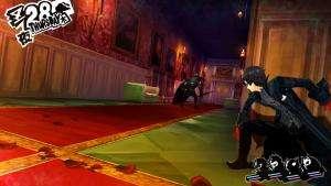Persona 5 Screenshot Stealth