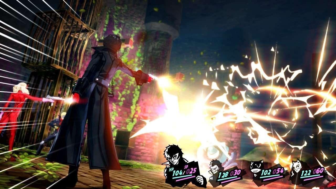 Persona 5 Screenshot 12