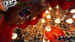 Persona 5 Screenshot Castle