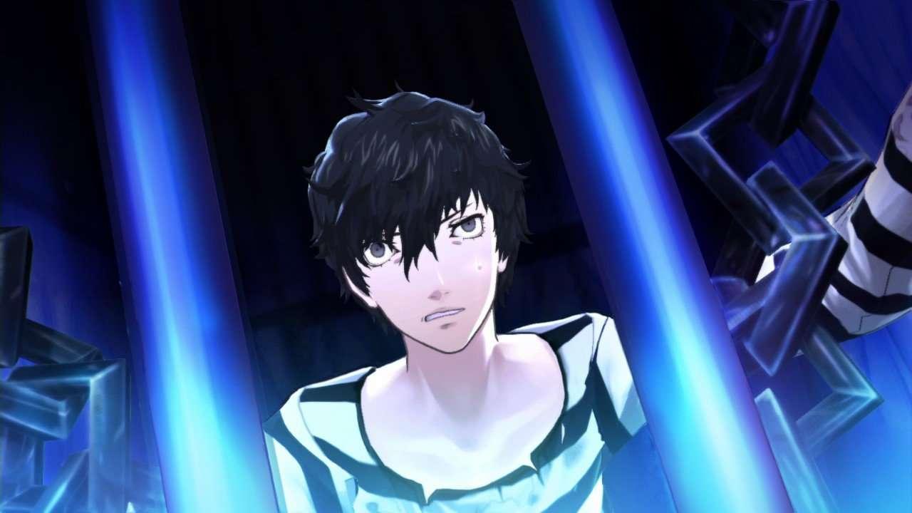 Persona 5 Screenshot Jail