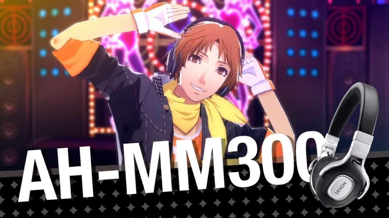 Yosuke DENON AH-MM300.