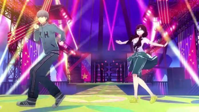 Yu's Yasogami High School Jersey in P4D