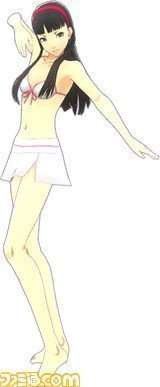 Yukiko Amagi - Trim Bikini.