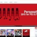 "Official Atlus USA Website Updated With a New Look, Persona 5 Listed as a ""Late 2015"" Release [Update]"