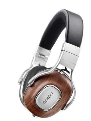 DENON Headphones (AH-MM-400) lottery prize.