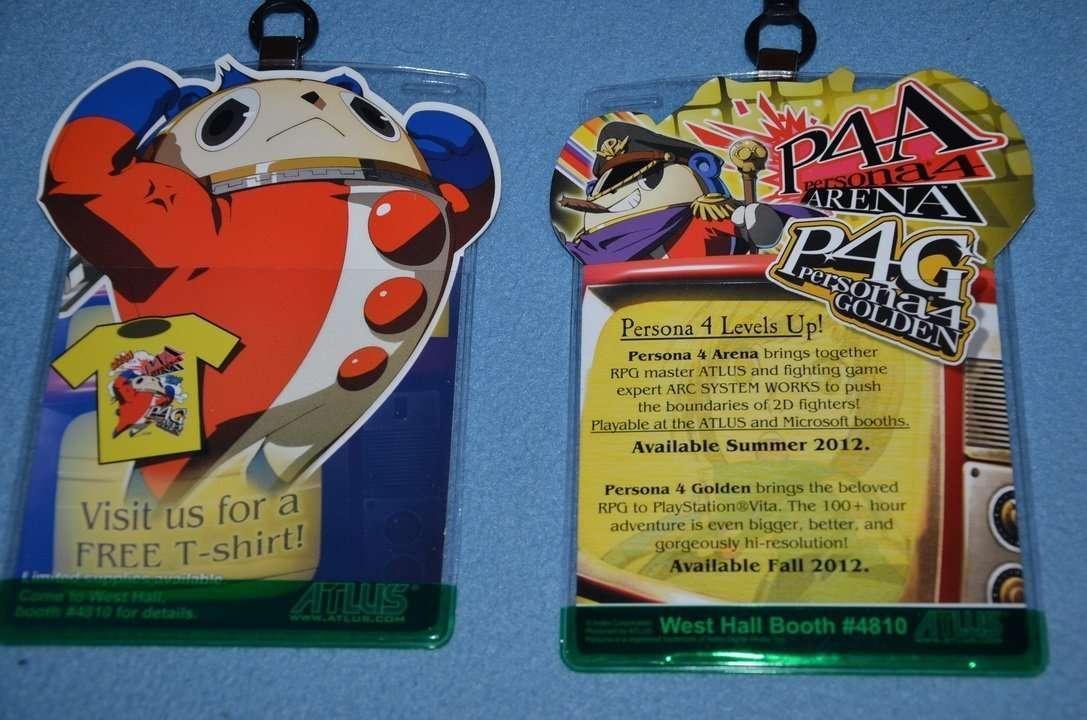 E3 2012 Badge