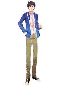 Genei Character 01