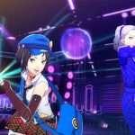 Marie and Margaret Persona 4: Dancing All Night screenshot.