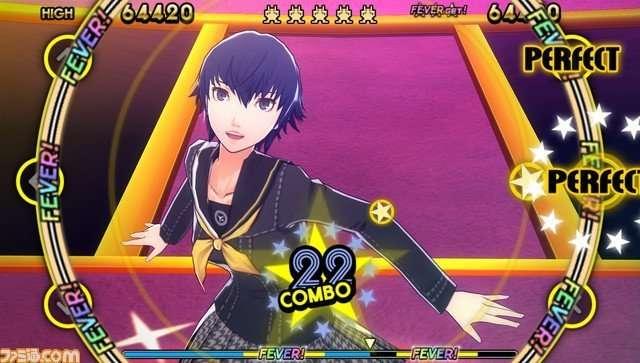 19fb97a4327e Persona 4  Dancing All Night Naoto Female School Uniforms - Persona ...