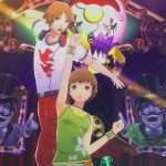 Yosuke and Chie in P4D.