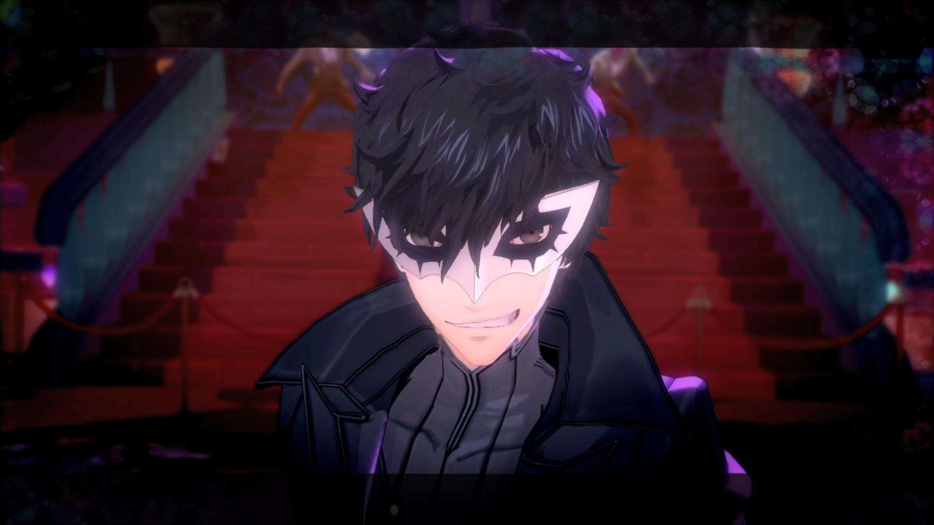 Pictures From The Persona 5 Pv 02 Trailer Have Leaked