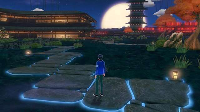 Shin Megami Tensei X Fire Emblem improved field graphics.