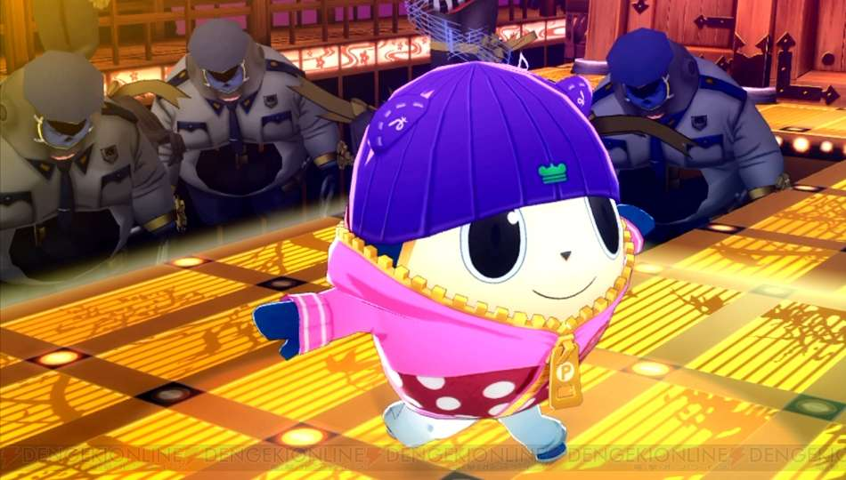 Teddie Stage Costume A