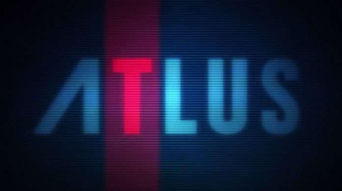 Atlus X Vanillaware new project logo tease.