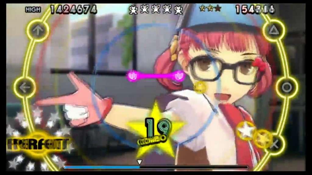 Nanako Costume P4D