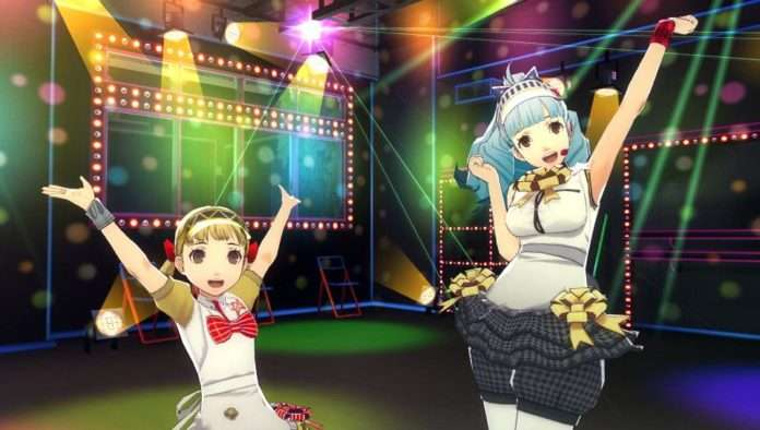 Persona 4: Dancing All Night 'P Color Selection Set 2' DLC