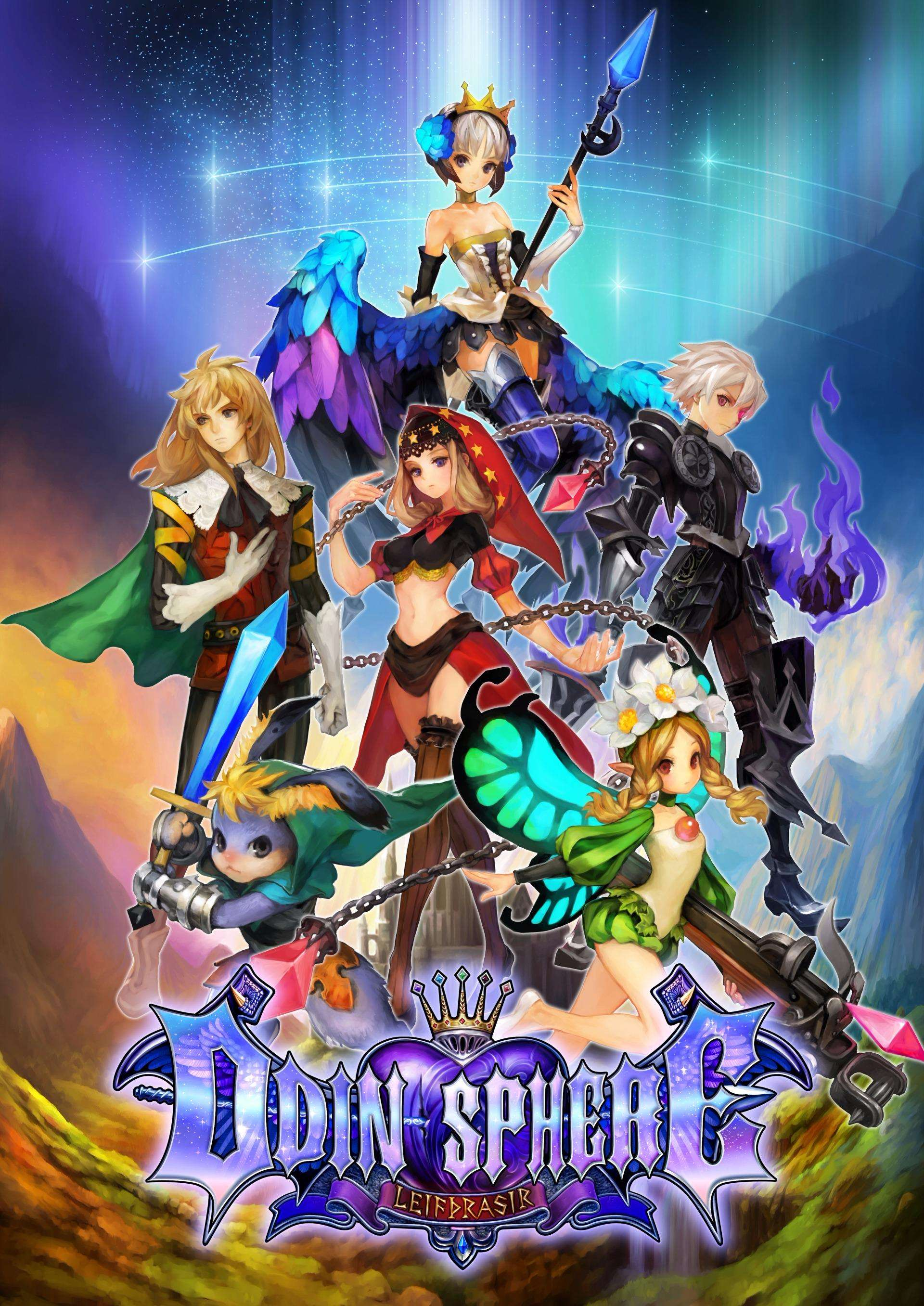 Odin Sphere Leifthrasir Confirmed For North America In