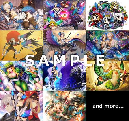 Odin Sphere Tribute Samples