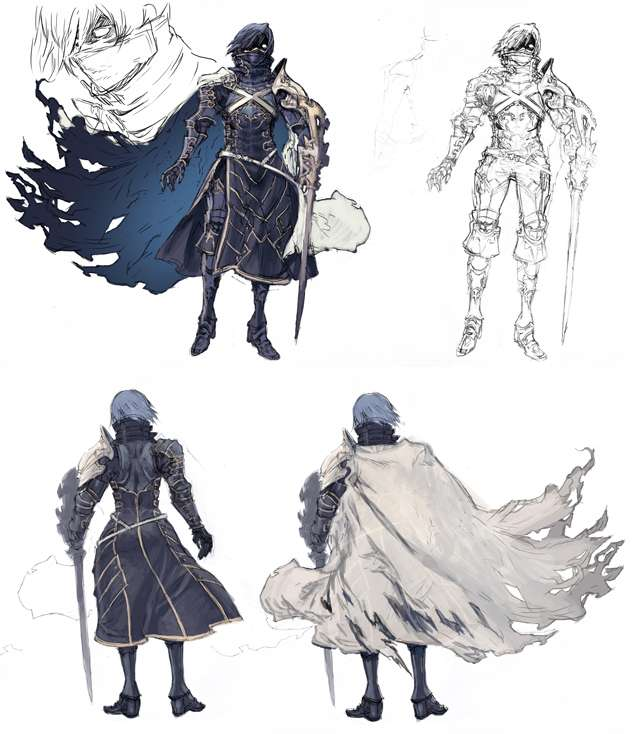 Genei Ibun Roku Fe Interview With The Mirage Designer Hideo Minaba Concept Art Persona Central Gallery of captioned artwork and official character pictures from granblue fantasy, featuring designs for the game's characters by japanese artist hideo minaba. genei ibun roku fe interview with the