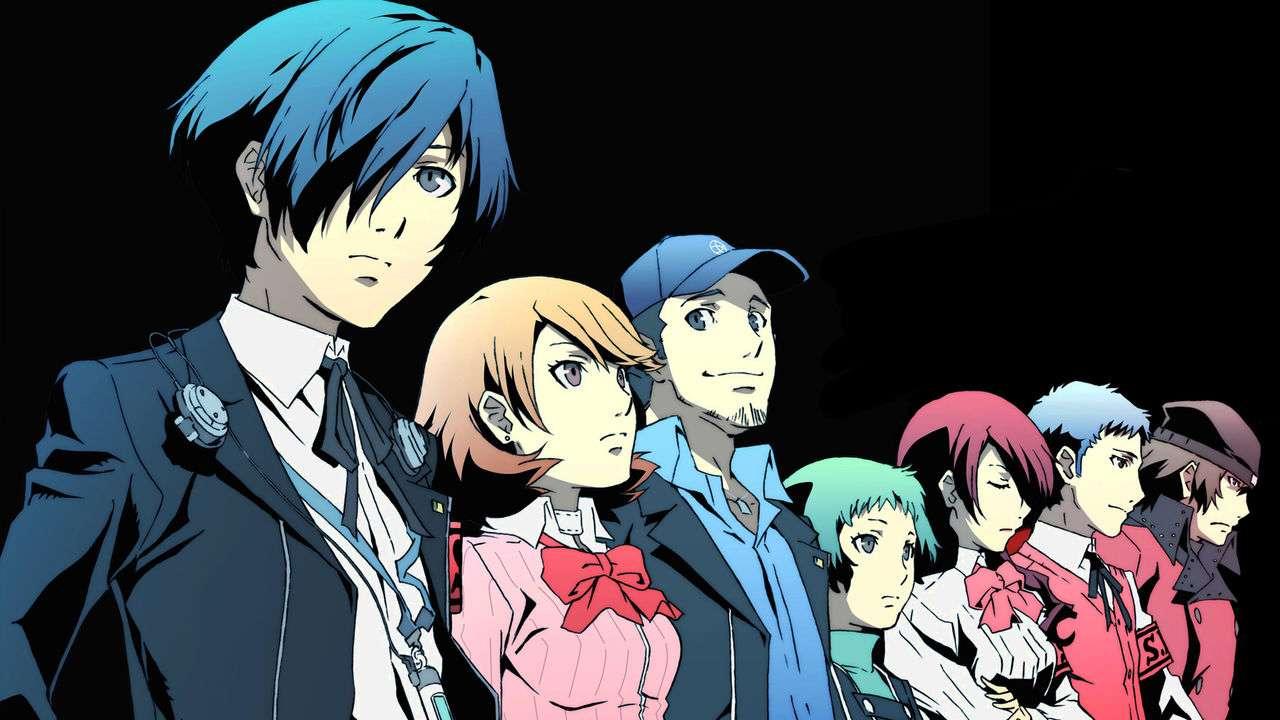 Persona 3 Movie Stream