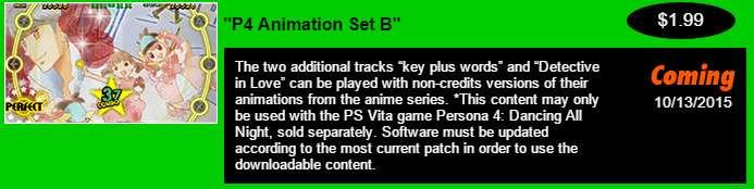P4A Animation Set B