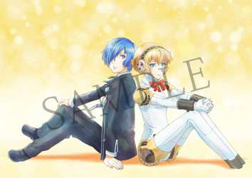 Persona 3 The Movie #3 Pre-order (8)