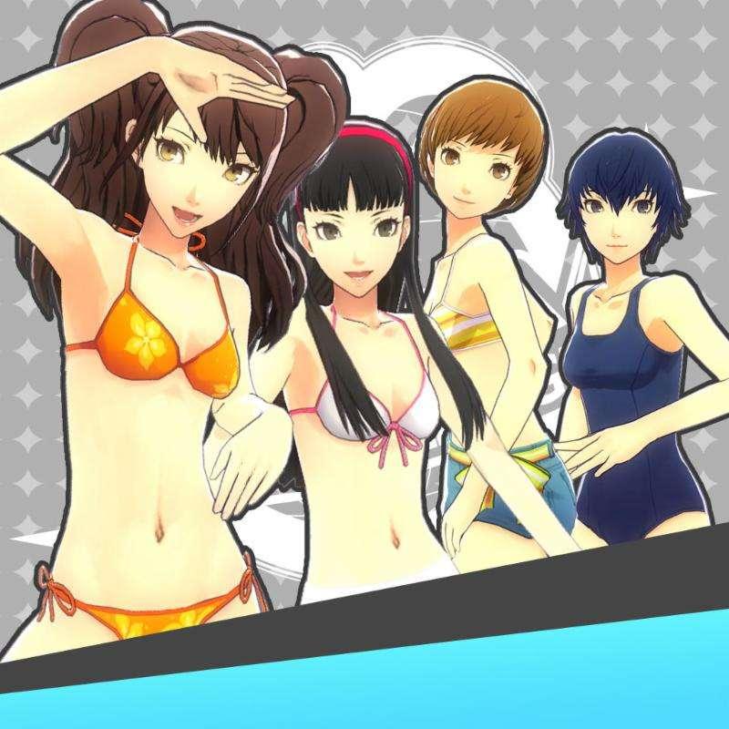 Swimsuits P4D