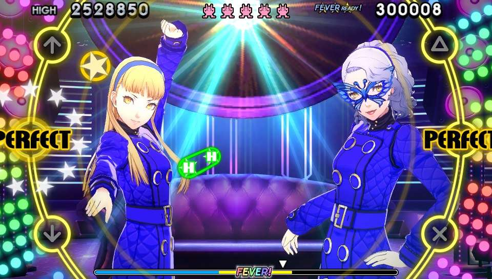 Persona 4: Dancing All Night Review Screenshot (13)