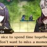 New Genei Ibun Roku #FE Characters Mamori and Barry, Mirages Include Tharja