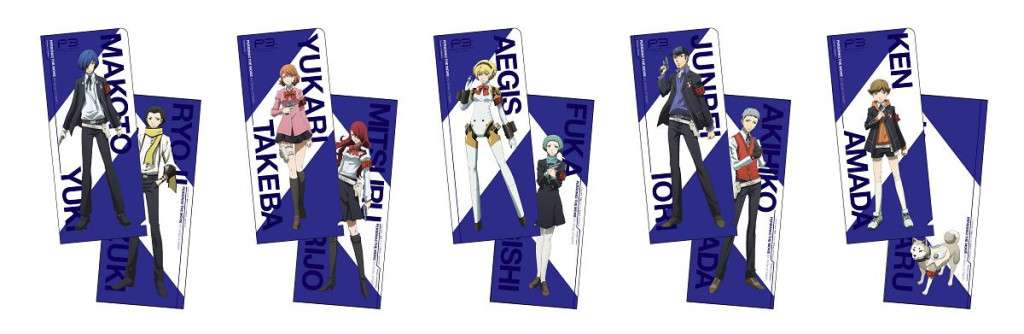 Persona 3 The Movie #4 Advance Tickets