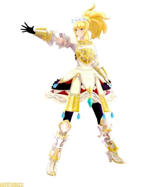 Princess (Etrian Odyssey III)