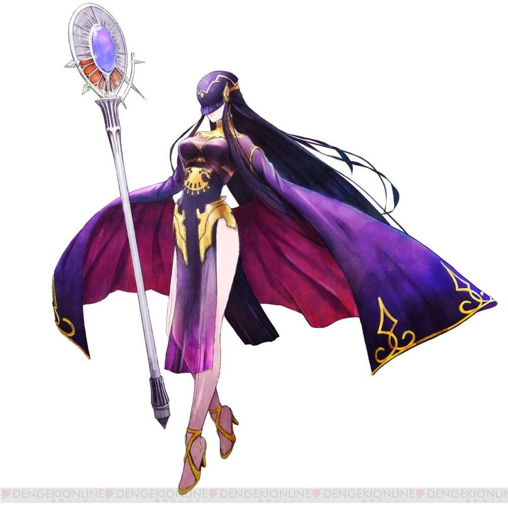 Mirage Tharja (Fire Emblem Awakening)