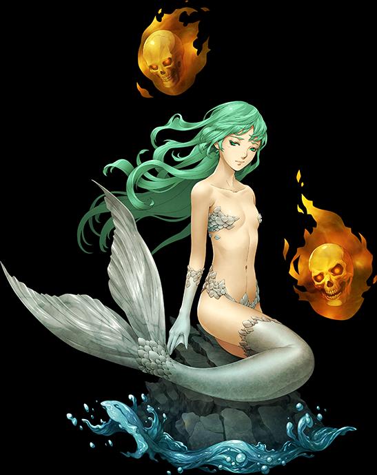 Mermaid SMT IV F
