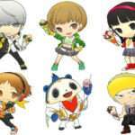 Persona 4: Dancing All Night X Chara-Cre! Collaboration Round 2