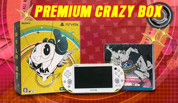 Premium Crazy box