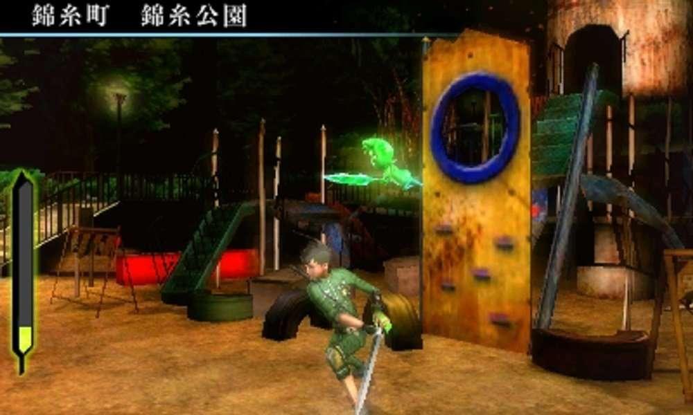 SMT IV F Gameplay screenshot and Navarre