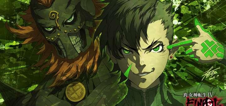 shin megami tensei iv wallpaper  Shin Megami Tensei IV Final Official Wallpaper Released - Persona ...