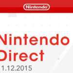 Nintendo Direct Announced for November 12