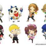 Persona 4: Dancing All Night X Chara-Cre! Collaboration Round 3