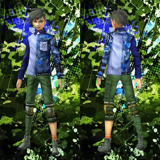 SMTIV F Lawson DLC Costume