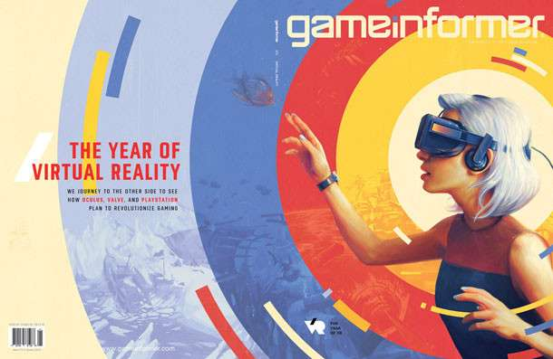 Game Informer January 2016 Edition Cover